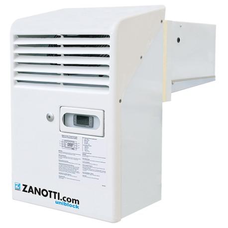 Mas221n443s monobloc frigorifique pour petite remorque - Groupe monobloc chambre froide ...