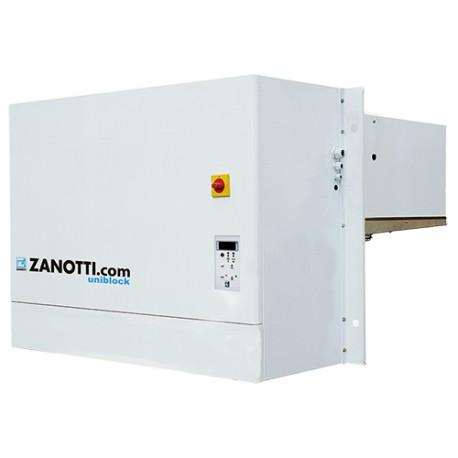 Mas335n02f monobloc frigorifique moyenne temp rature - Groupe monobloc chambre froide ...