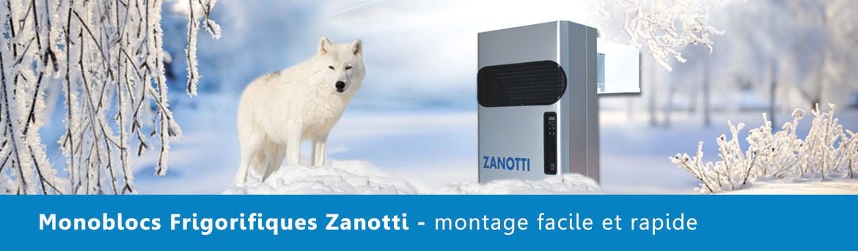 Groupes froid Zanotti